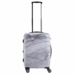 Calpak Astyll Carry-On White Marble