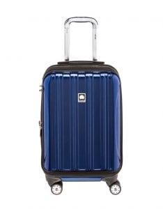 Delsey Helium Aero International Royal Blue