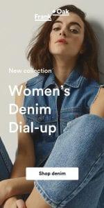 new denim collection