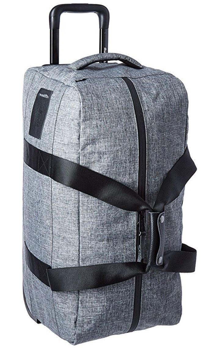 herschel duffle suitcases review