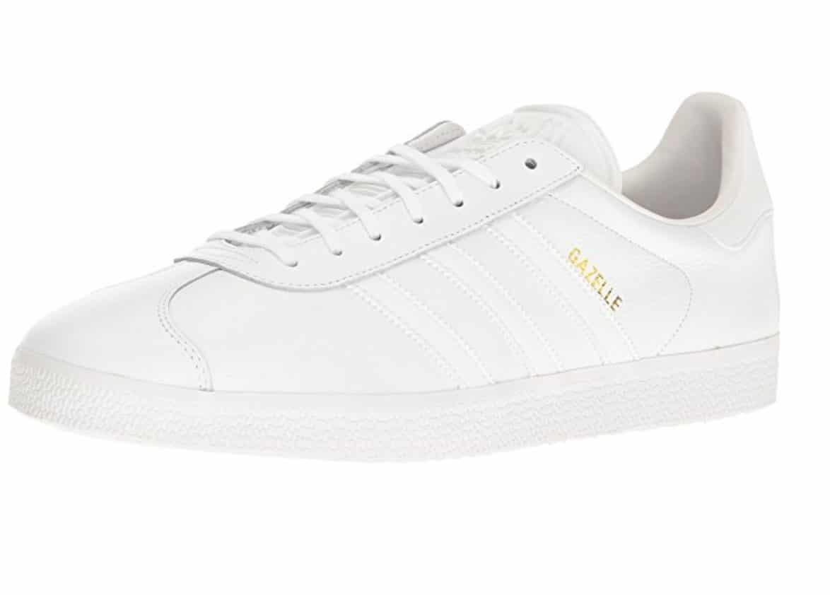 adidas-gazelle-White
