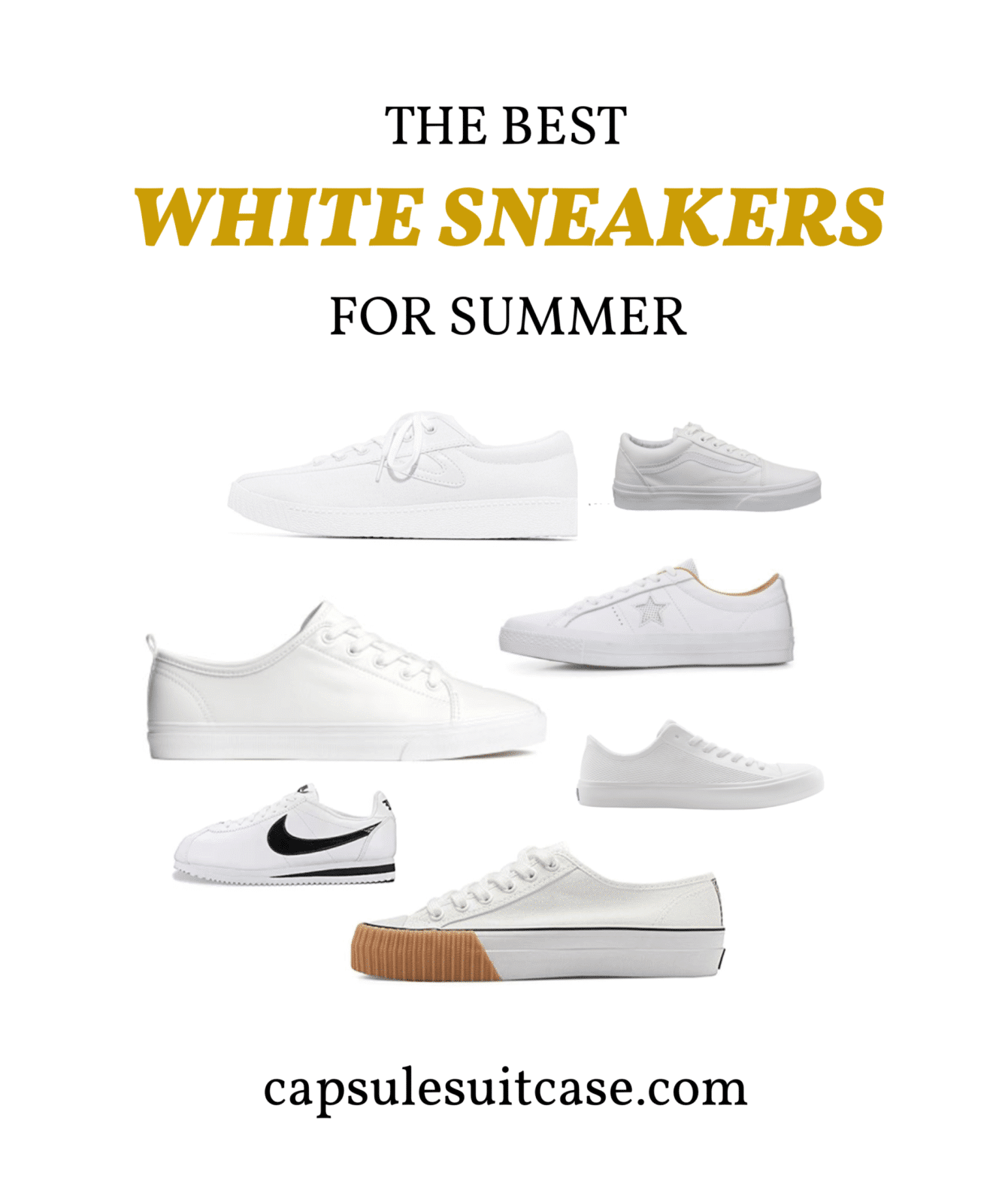 best white sneakers