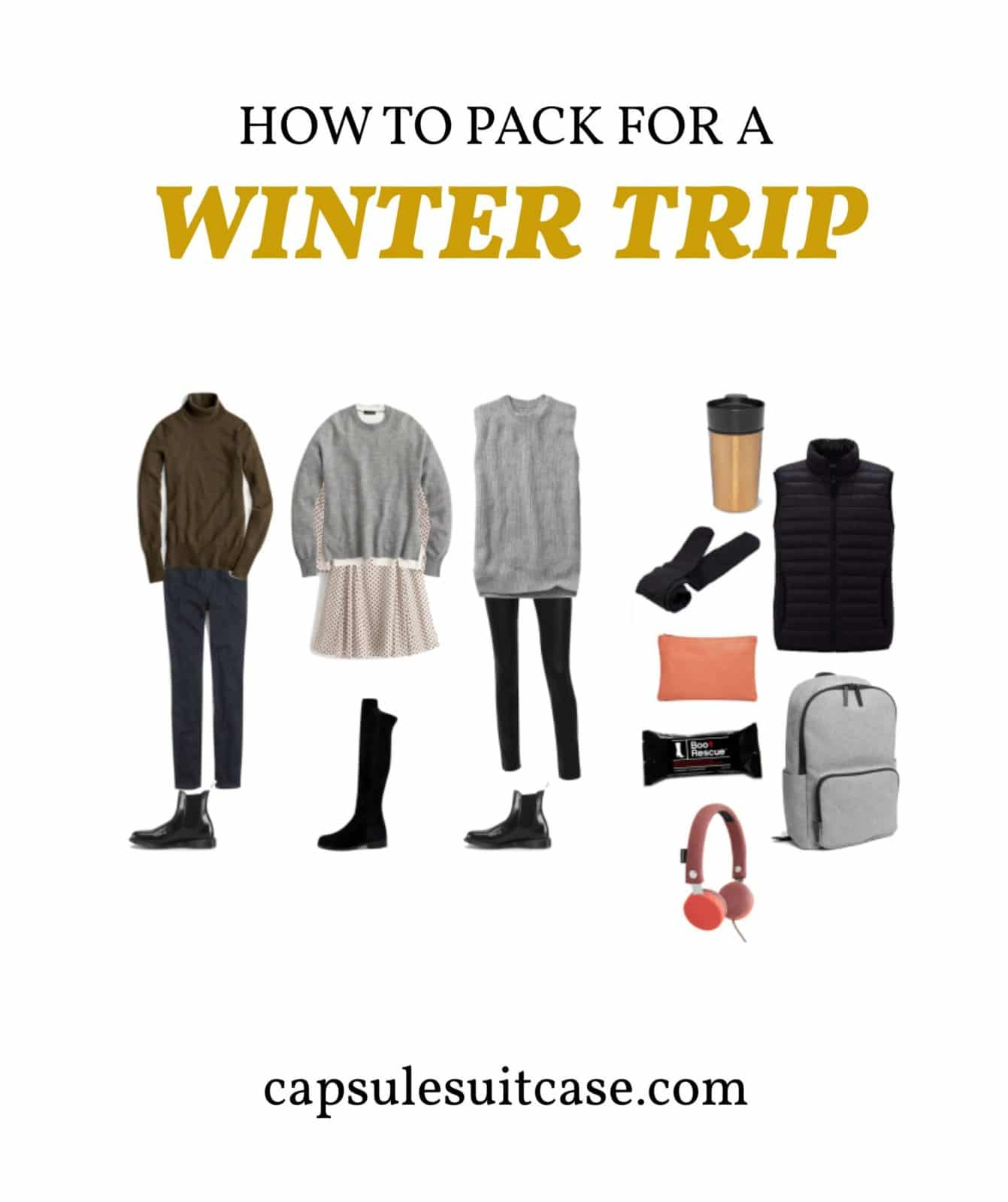 how to pack for a winter trip 2