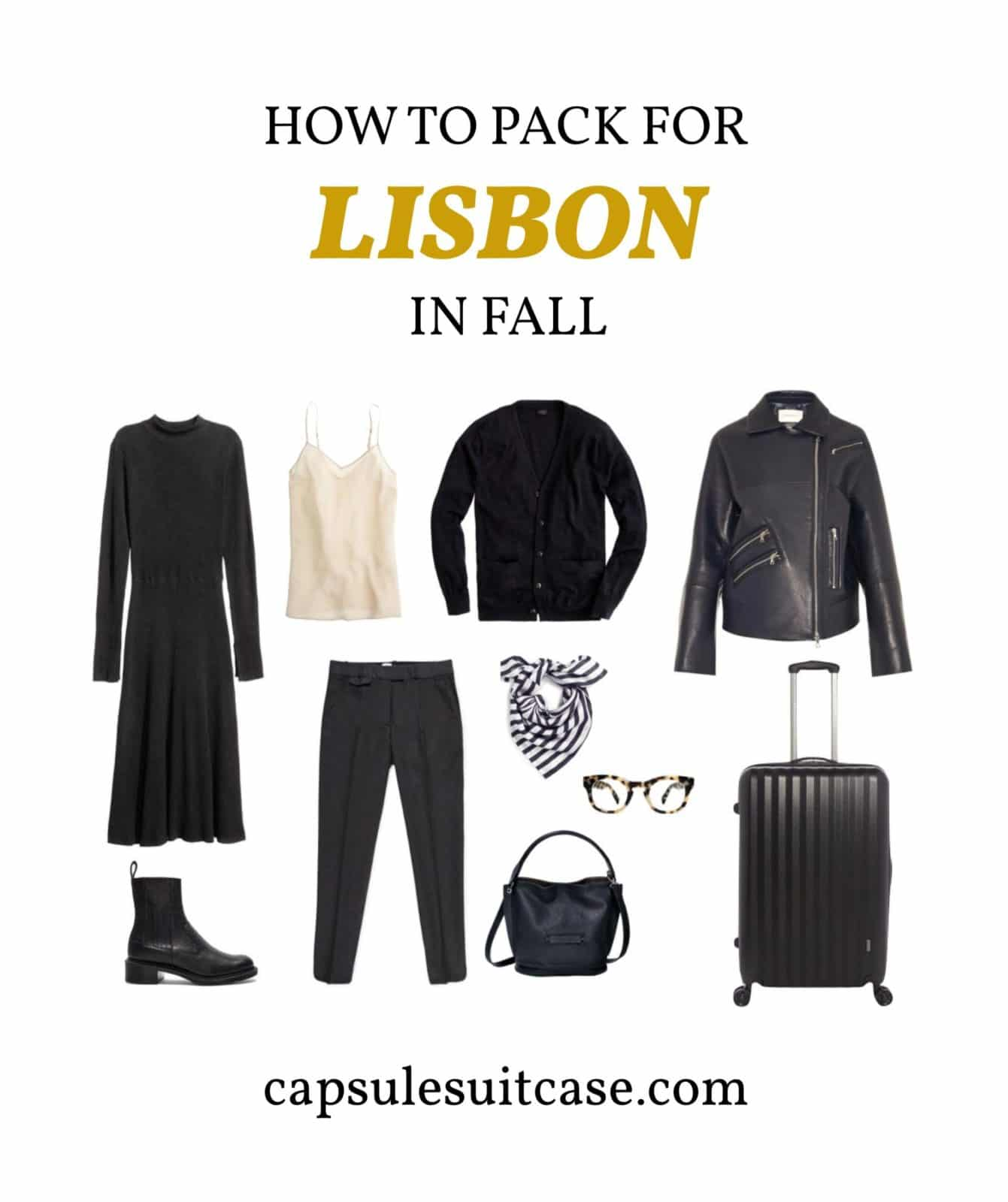 how to pack for lisbon