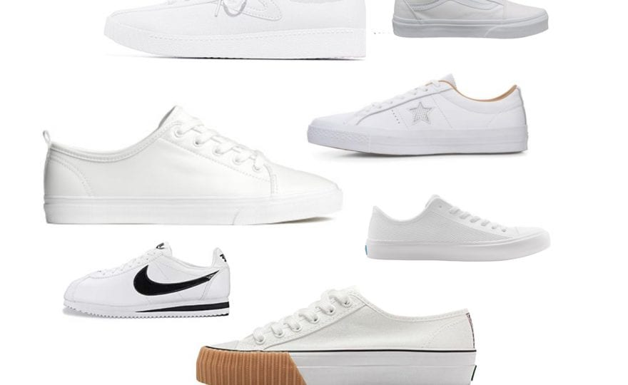 the best white sneakers