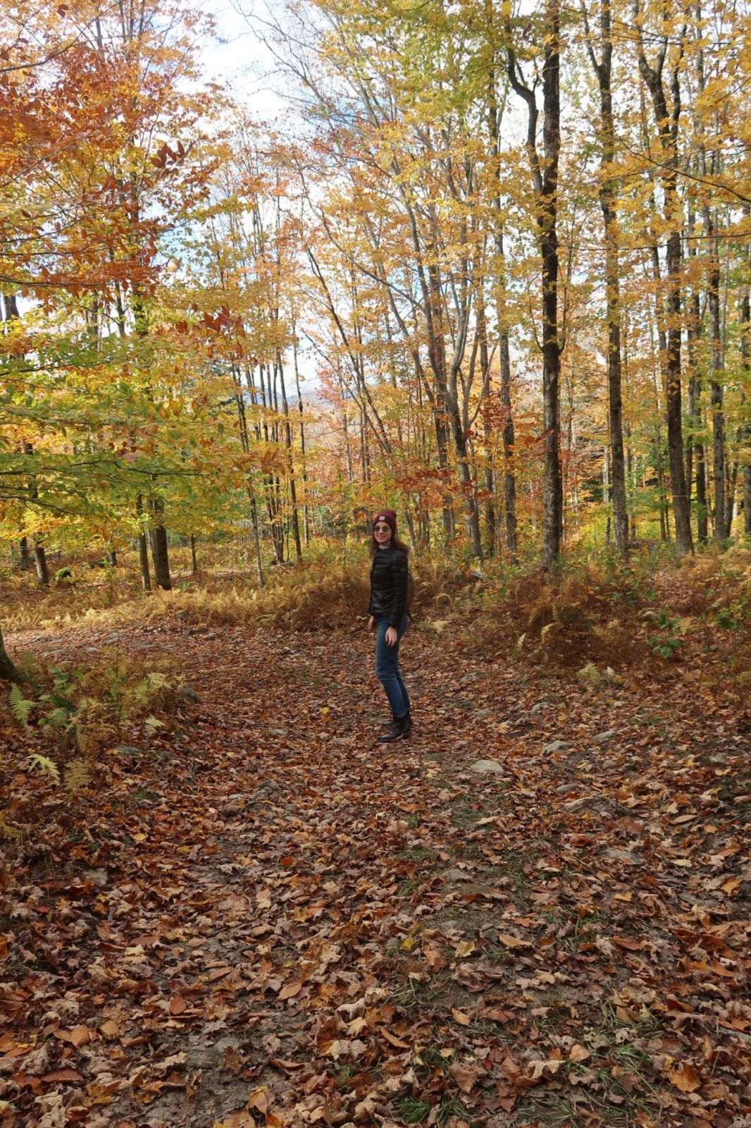 how to pack for fall cottage getaway