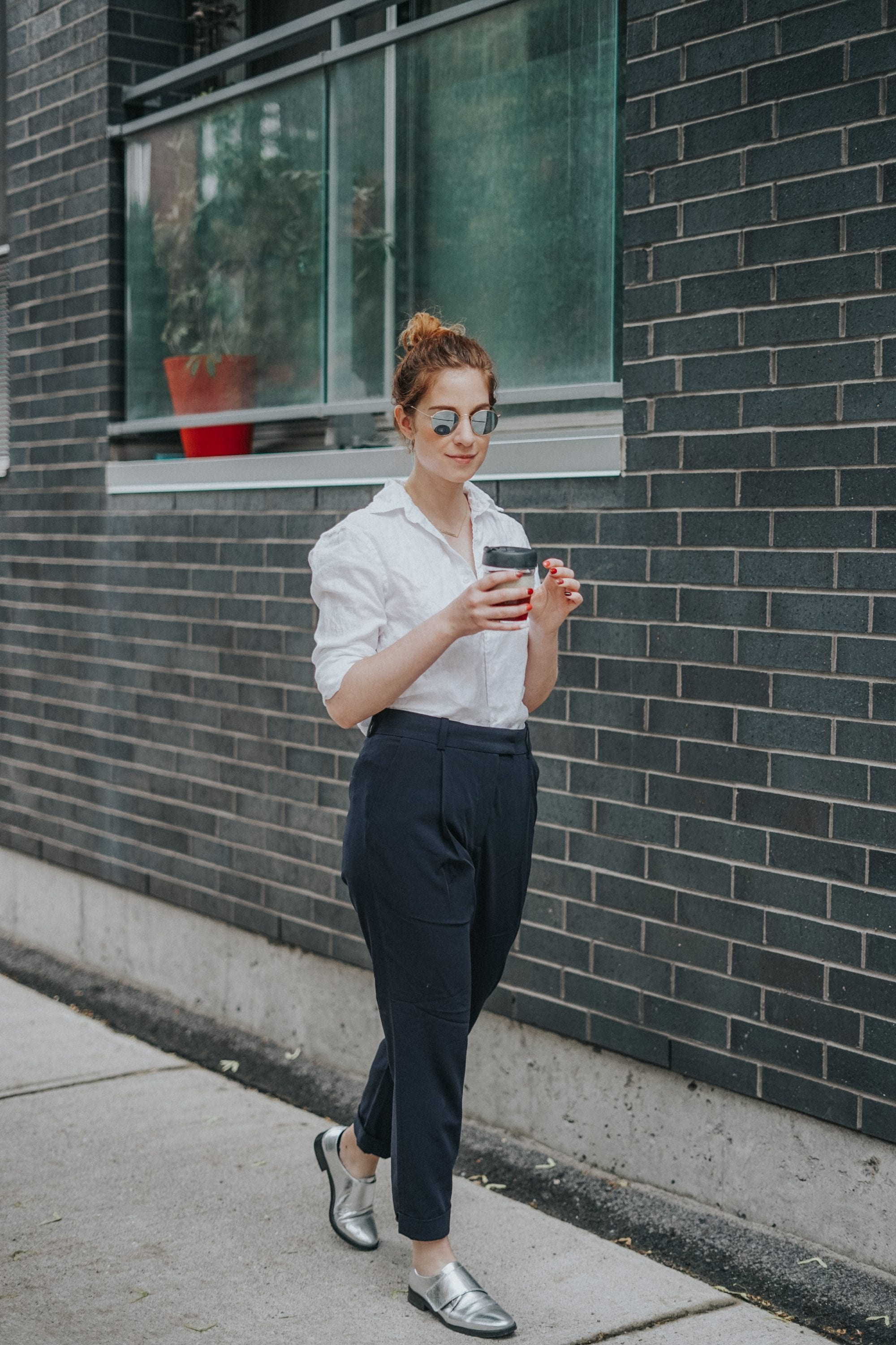Trousers as workwear