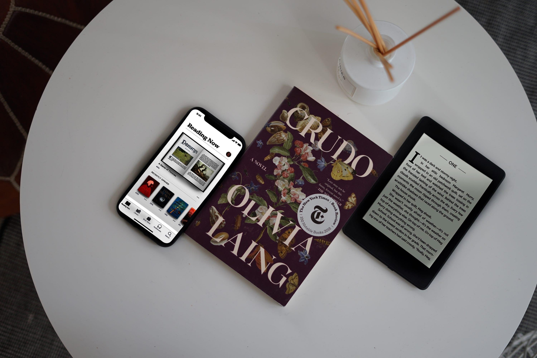 eReader and eBook