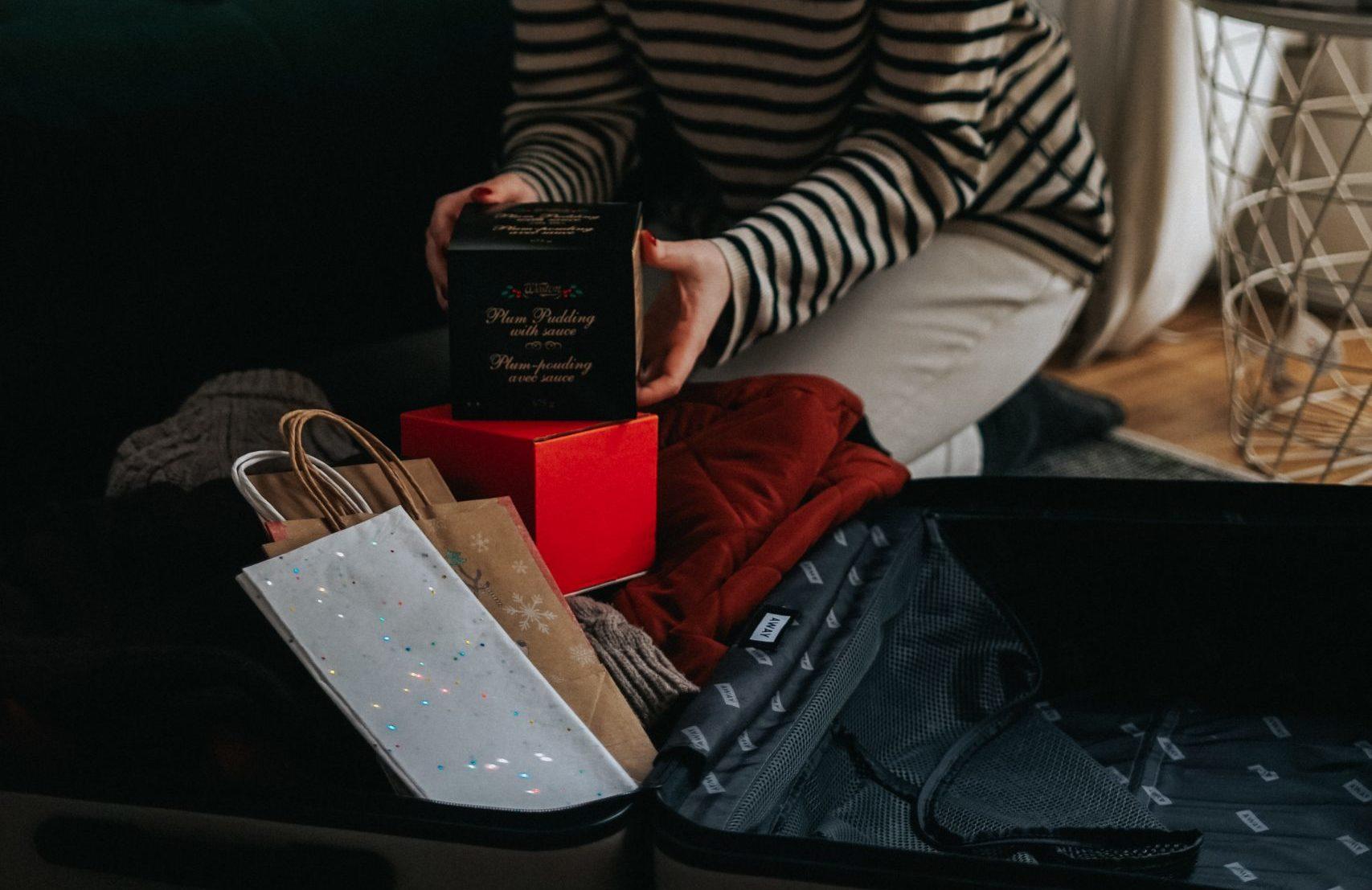 packing gifts for TSA