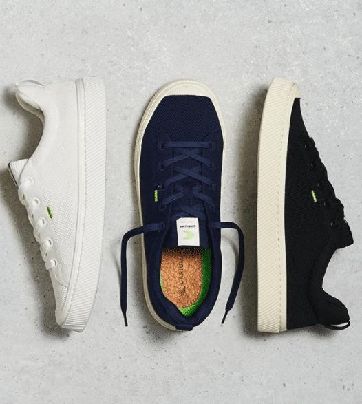 Cariuma eco-friendly sneakers