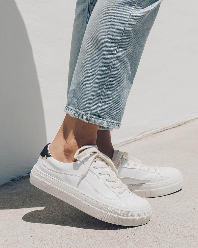 Yebo eco-friendly sneakers