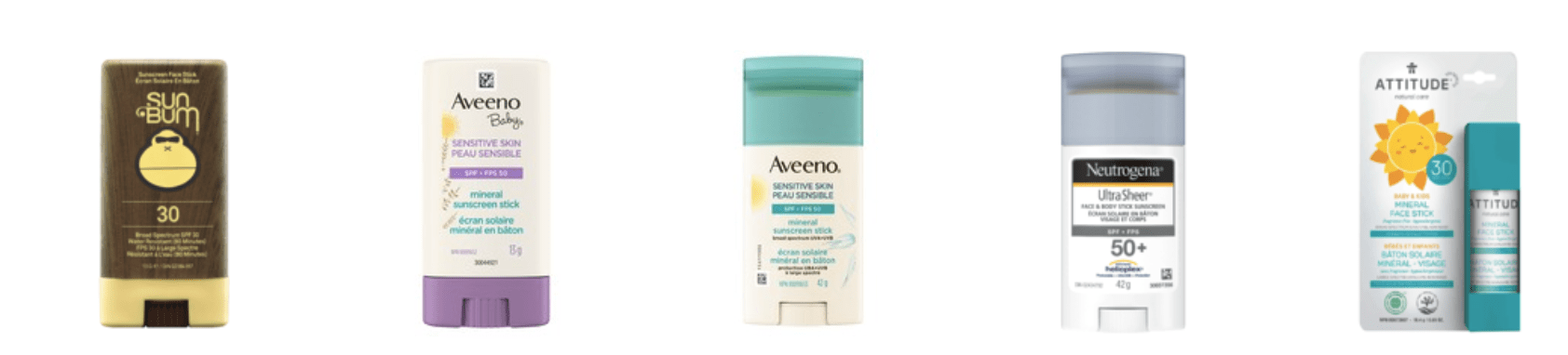 solid beauty products sunscreen