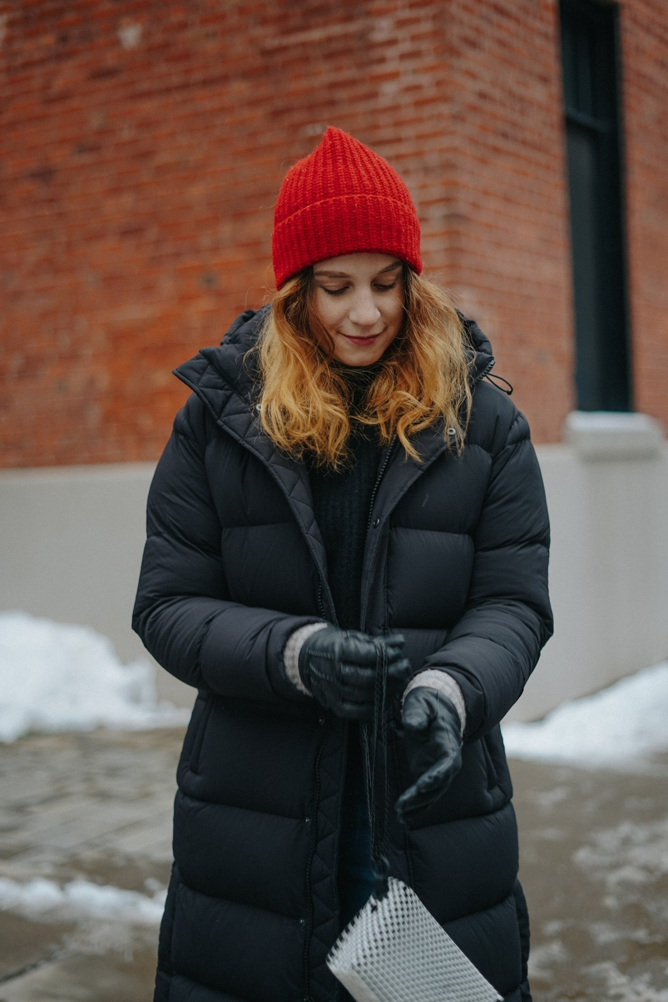winter coats for Canadian trips