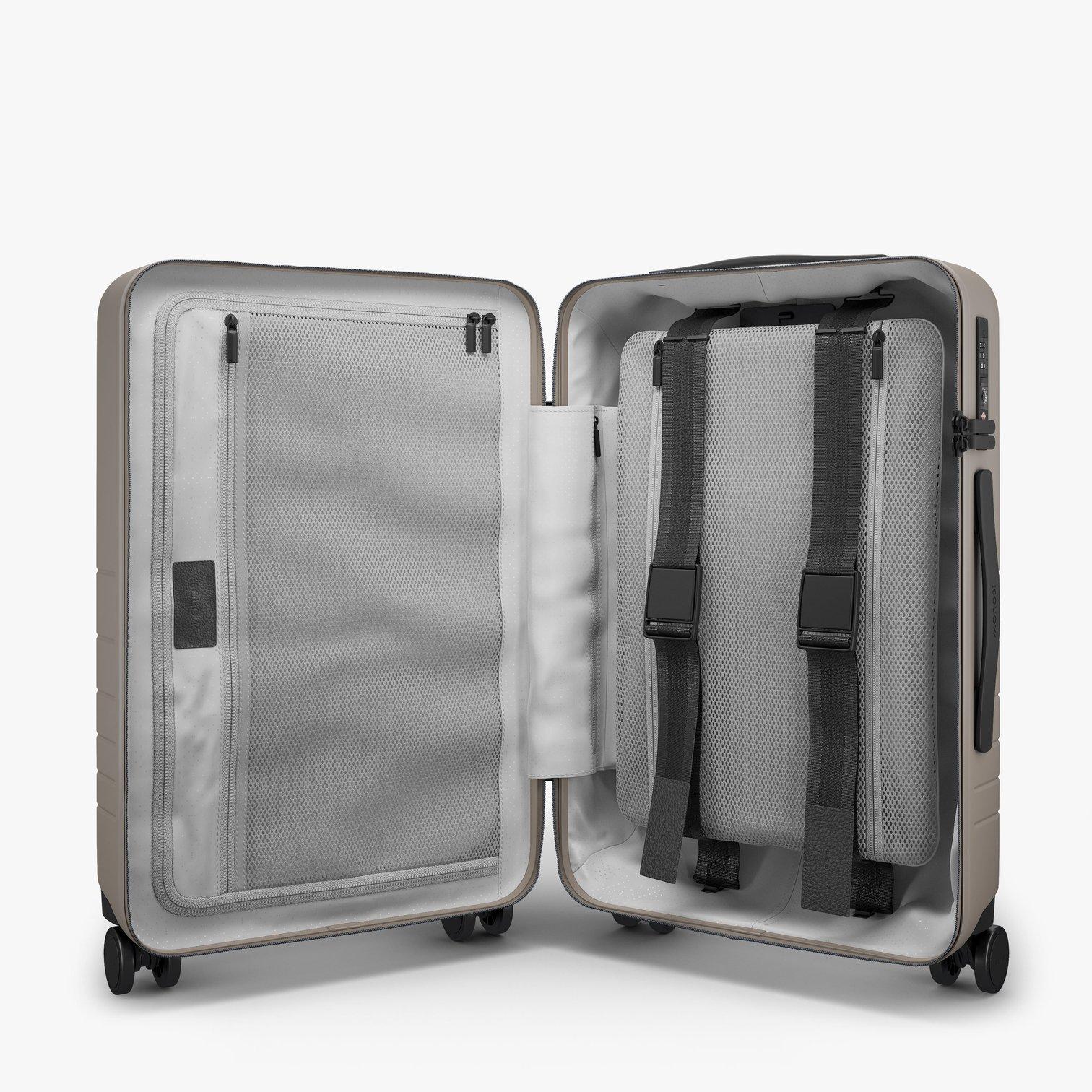 Monos suitcase review