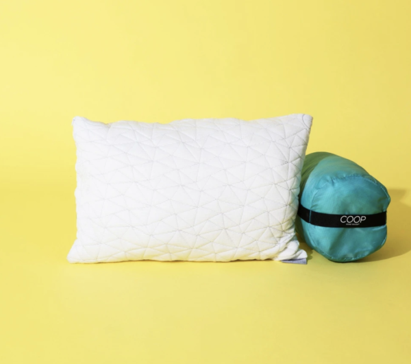 coop travel pillow