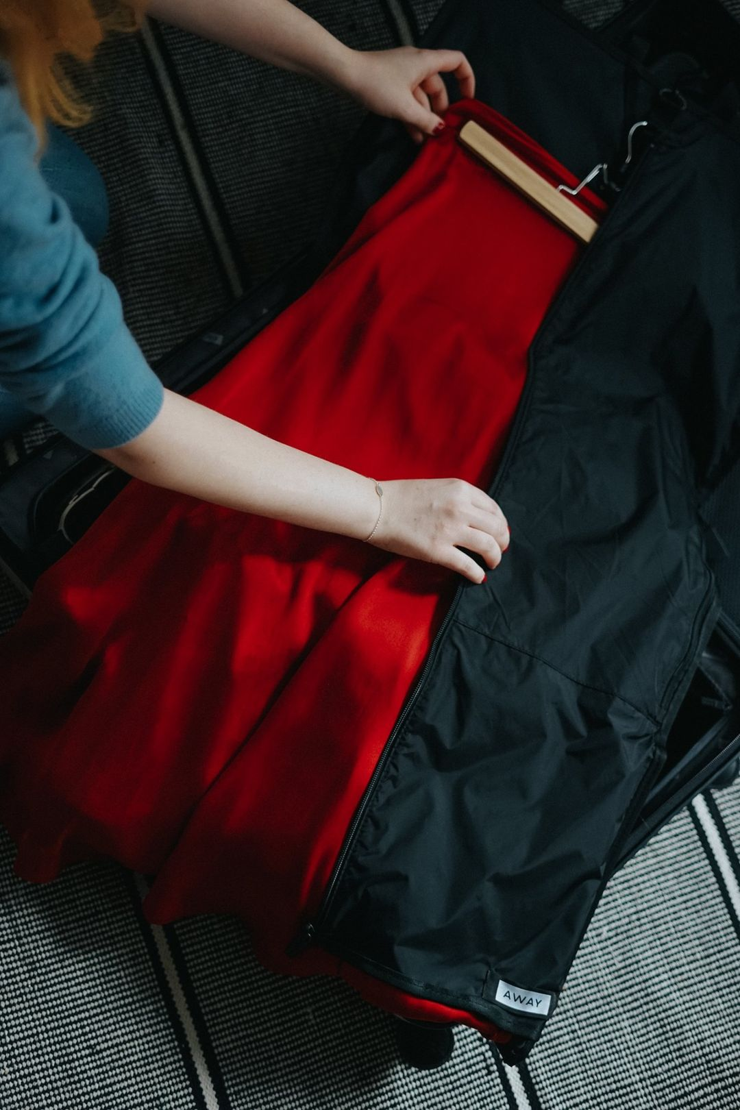 tips for packing formalwear